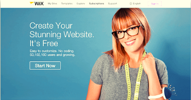 Wix – The Most Trusted Website Builder