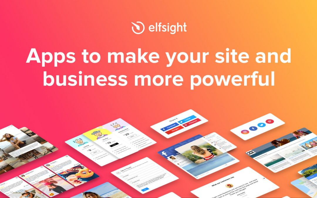 What Is Elfsight? What Kinds of Businesses Use Elfsight?